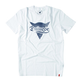 T-SHIRT DAINESE FLAG WHITE