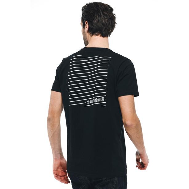 HATCH T-SHIRT BLACK/WHITE- Lifestyle
