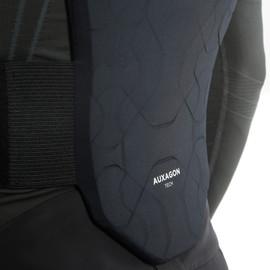 AUXAGON BACK PROTECTOR G2 STRETCH-LIMO/BLACK- Schiena