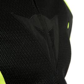 AIR CRONO 2 TEX JACKET BLACK/FLUO-YELLOW/FLUO-YELLOW- Tessuto