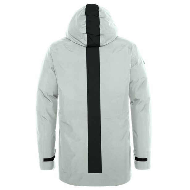 AWA BLACK PARKA PURITAN-GRAY/STRETCH-LIMO- AWA Black