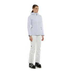 HP ROLLER WMN PURPLE-HEATHER/LILY-WHITE- Women Winter Jackets