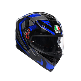 K-5 S E2205 MULTI - HURRICANE 2.0 BLACK/BLUE