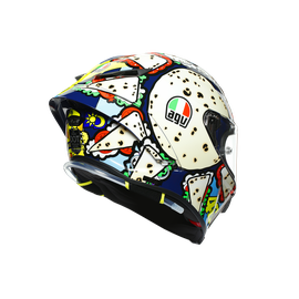PISTA GP RR ECE DOT LIMITED EDITION - MISANO 2019 - Pista GP RR