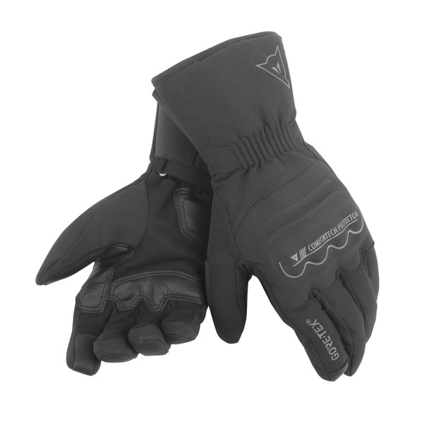 FREELAND GORE-TEX® GLOVES BLACK/BLACK- Gore-Tex®