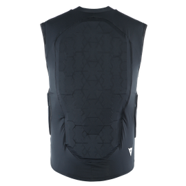 FLEXAGON WAISTCOAT MAN BLACK-IRIS/STRETCH-LIMO- Ski safety