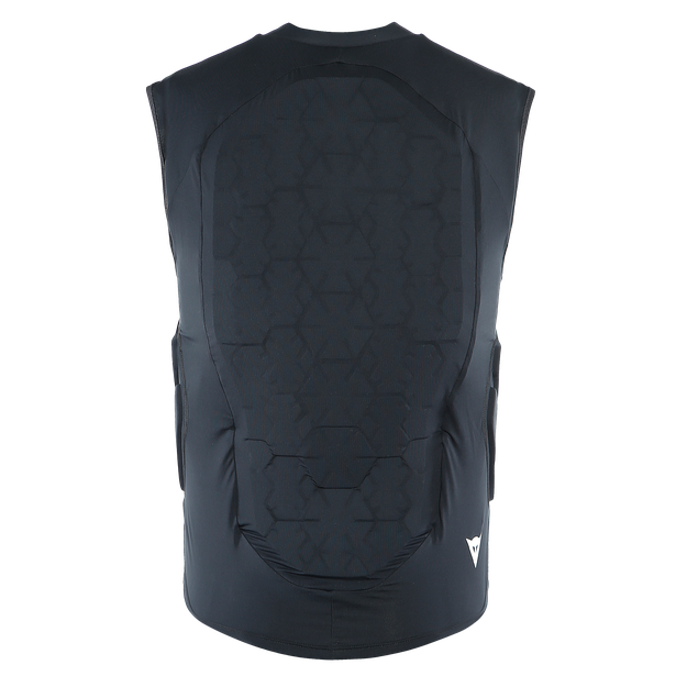 FLEXAGON WAISTCOAT MAN BLACK-IRIS/STRETCH-LIMO- Safety