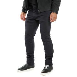 CLASSIC SLIM TEX PANTS BLUE- Pantaloni