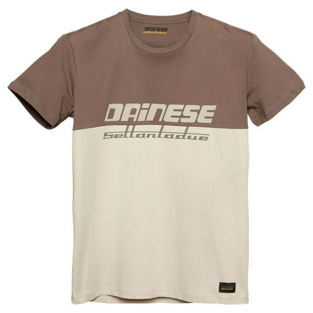 DUNES T-SHIRT FEATHER-GRAY/MOREL- undefined
