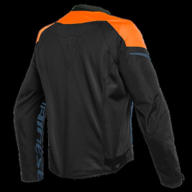 BORA AIR TEX JACKET FLAME-ORANGE/BLACK-IRIS/BLACK- Textil