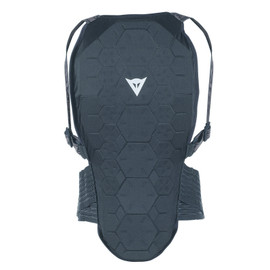 FLEXAGON BACK PROTECTOR - KID BLACK/BLACK