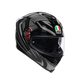 K5 S E2205 MULTI - HURRICANE 2.0 BLACK/SILVER