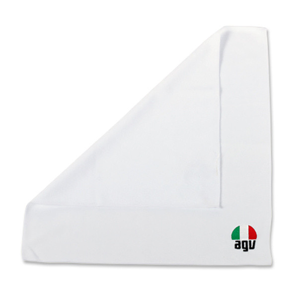 AGV WEISSES TUCH - Accessories