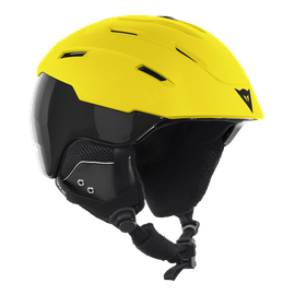 D-BRID LEMON-CHROME/STRETCH-LIMO- Helme