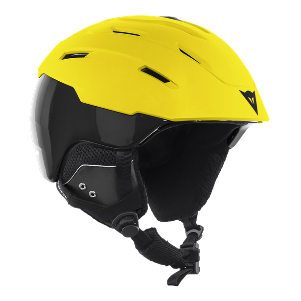 D-BRID LEMON-CHROME/STRETCH-LIMO- Helmets