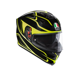 K-5 S AGV E2205 MULTI PLK - MAGNITUDE BLACK/YELLOW FL.