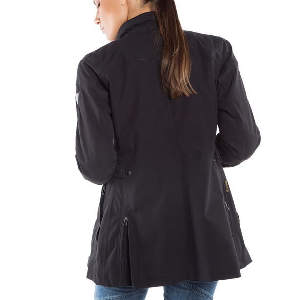 HIGHSTREET LADY D-DRY® JACKET  BLACK- D-Dry®