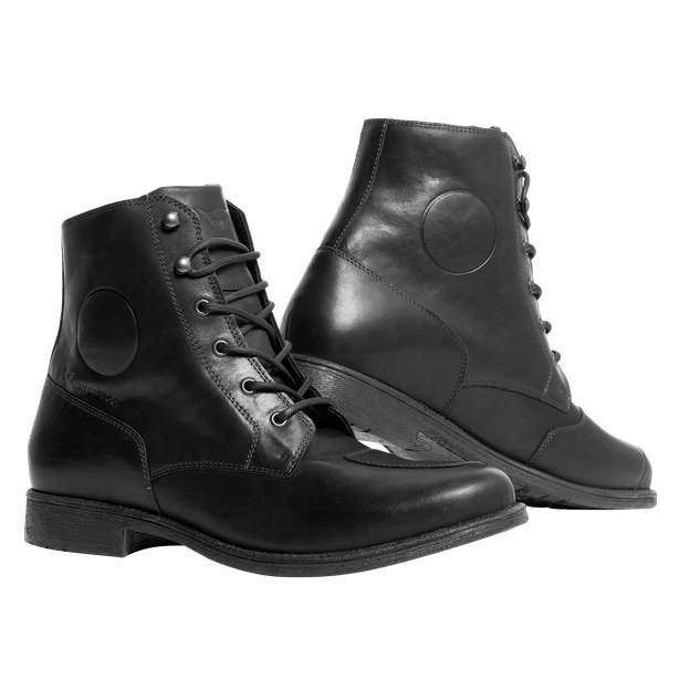 SHELTON D-WP SHOES BLACK- D-Wp®