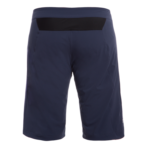 HG SHORTS 2 BLACK-IRIS- Pants