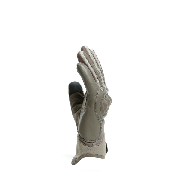SABHA GLOVES BUNGEE-CORD/FEATHER-GRAY- Dunes
