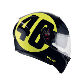 K-3 SV E2205 TOP - BOLLO 46 BLACK/YELLOW - Integrales