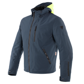 MAYFAIR D-DRY JACKET FLUO-YELLOW/EBONY/EBONY- D-Dry®