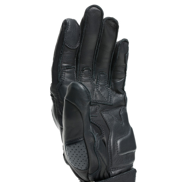 IMPETO GLOVES BLACK/BLACK- Leder