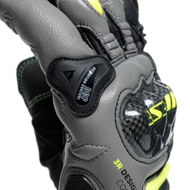 CARBON 3 SHORT GLOVES - Gloves