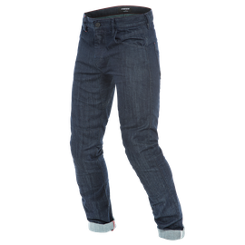 TRENTO SLIM JEANS DARK-DENIM- Denim
