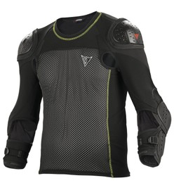 HYBRID SHIRT BIKE E1 NERO