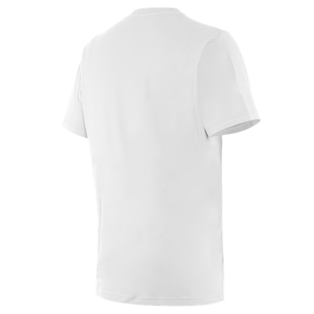 PADDOCK LONG T-SHIRT WHITE/BLACK- Casual Wear