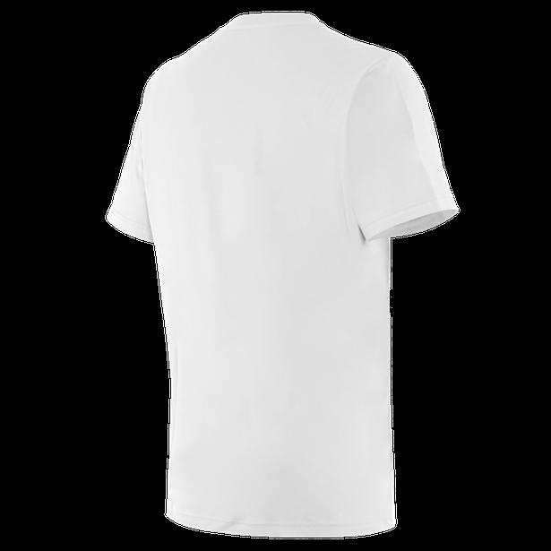 T-SHIRT PADDOCK LONG  WHITE/BLACK- Casual Wear