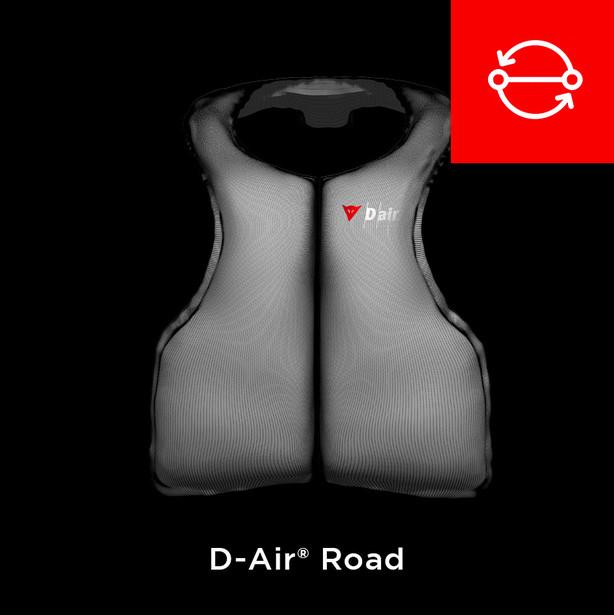 Sustitución de la bolsa D-air® (Productos D-air® Road Tercera Generación 2019)  - Servicios