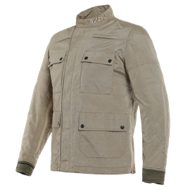 AGADEZ D72 TEX JACKET TAUPE-GRAY