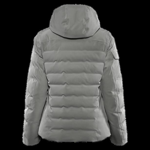 SKI DOWNJACKET SPORT WOMAN CHARCOAL-GRAY- Women Winter Downjackets