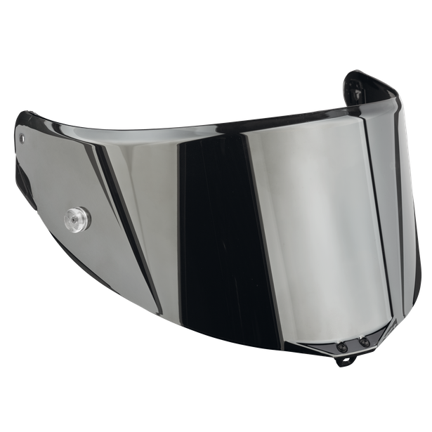 Visor RACE 3 IRIDIUM SILVER - Accessori