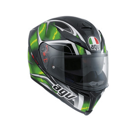 K-5 S E2205 MULTI - HURRICANE BLACK/GREEN/WHITE - Integral