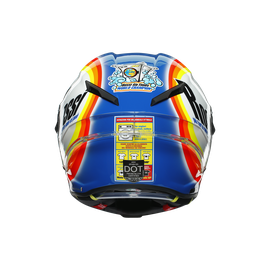 PISTA GP RR AGV ECE-DOT LIMITED EDITION - WINTER TEST 2005 - Intégral