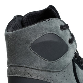 ATIPICA AIR SHOES BLACK/ANTHRACITE- Textile