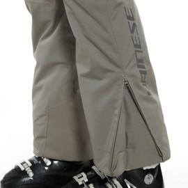 HP SNOWBURST P WMN CHARCOAL-GRAY/BLACK-TAPS- Women Winter Pants