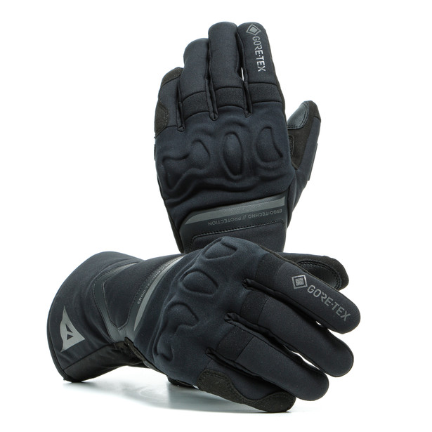 NEMBO GORE-TEX GLOVES+GORE GRIP TECHNOLOGY BLACK/BLACK- Gore-Tex®