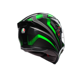 K-5 S E2205 MULTI - HURRICANE 2.0 BLACK/GREEN - Intégral