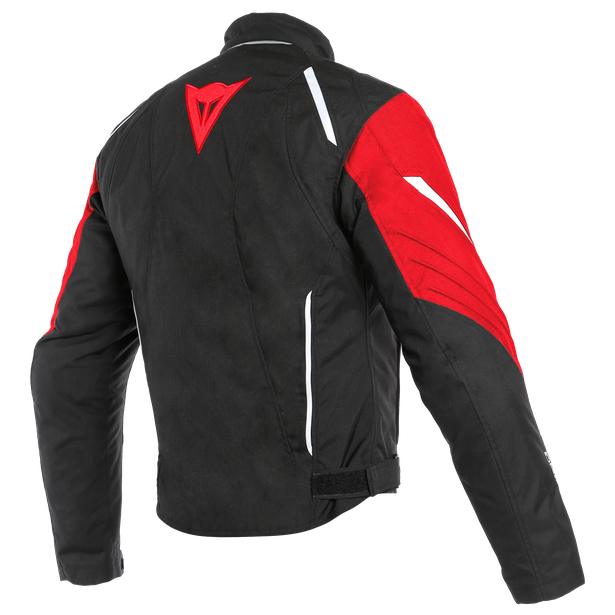 LAGUNA SECA 3 D-DRY® JACKET LAVA-RED/BLACK/WHITE- D-Dry®