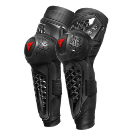 MX1 KNEE GUARD EBONY/BLACK