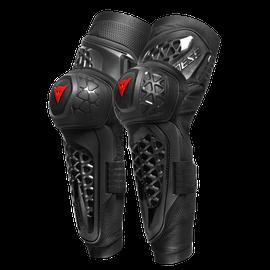 MX1 KNEE GUARD EBONY/BLACK- MX