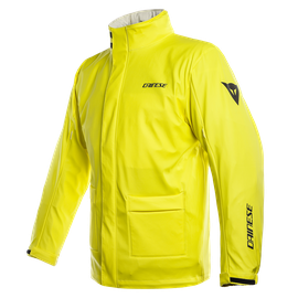 STORM JACKET FLUO-YELLOW