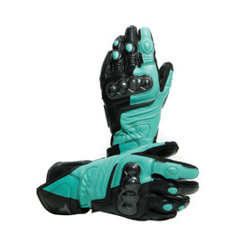 CARBON 3 LADY GLOVES BLACK/AQUA-GREEN/ANTHRACITE- Gloves