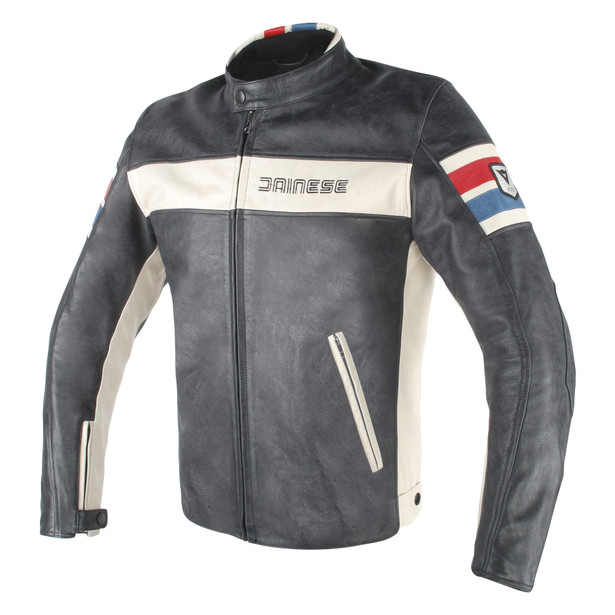 Hf D1 Leather Jacket Leather Motorcycle Jacket Dainese Official
