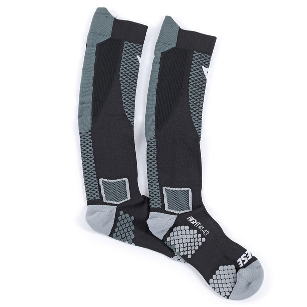 D-CORE HIGH SOCK BLACK/ANTHRACITE- Technical Layers