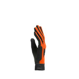 HG CADDO GLOVES ORANGE/BLACK- Handschuhe